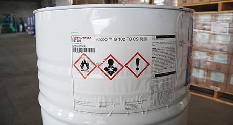 亚什兰树脂G102