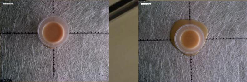 玻璃纤维浸润对比