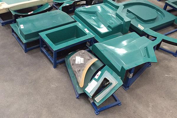 玻璃钢模具储存的方法