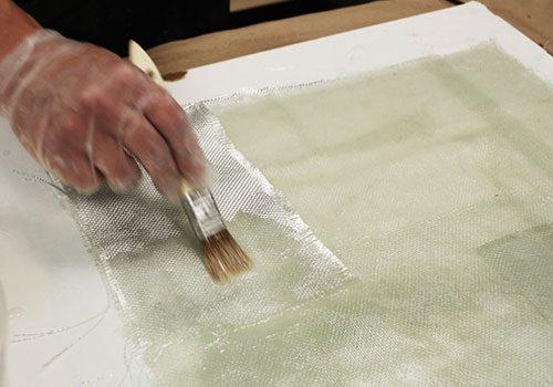 手糊树脂刷子,可以清洗并重复使用吗?
