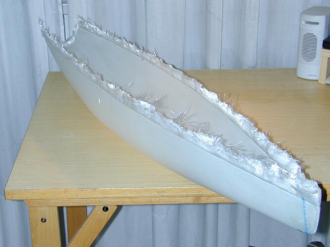 如何制作玻璃钢船模,就要几个玻璃钢外壳?