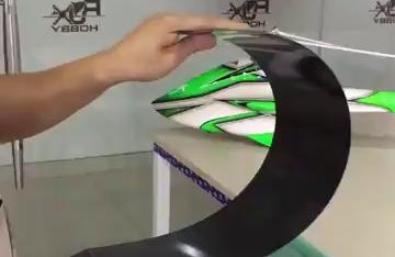 碳纤维板可以弯曲吗?如1-2mm