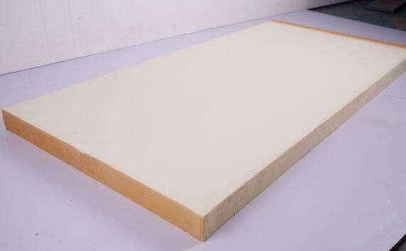 聚氨酯泡沫板是完全坚硬的吗,是否可以用于减震垫?