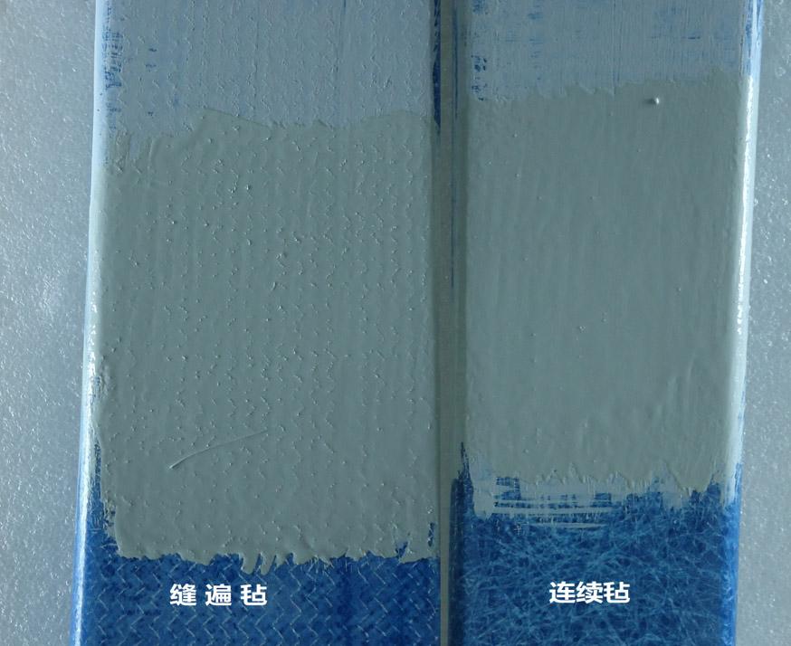 玻璃钢表面的玻纤纹路与玻纤种类有关系吗?