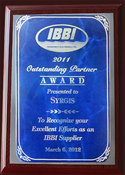 2011IBBI杰出合作伙伴