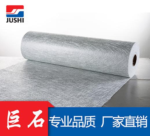 巨石玻纤 P02通用无碱粉剂短切原丝毡